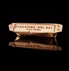 Cassatina al cioccolato confezionata Dai Dai