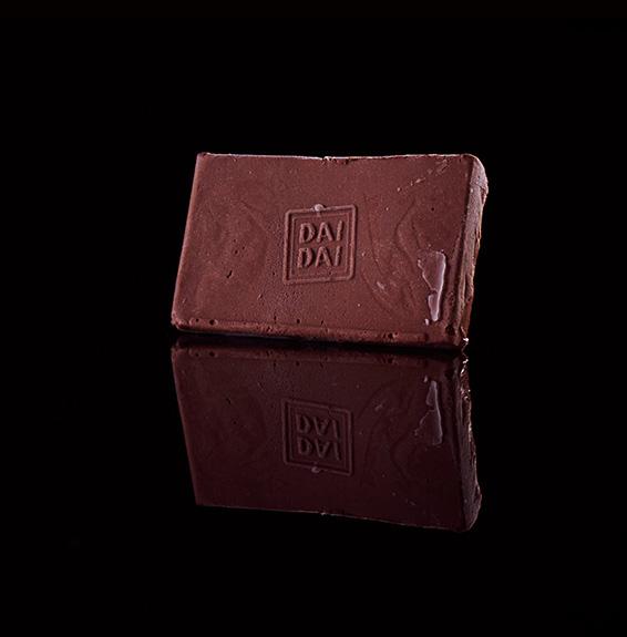 Pezzo duro al cioccolato Gelateria Dai Dai