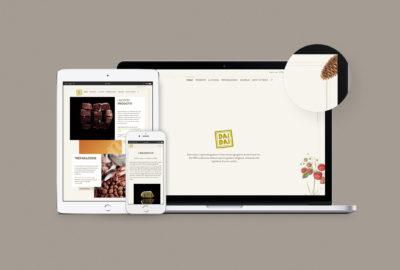 Il nuovo sito Dai Dai è on line